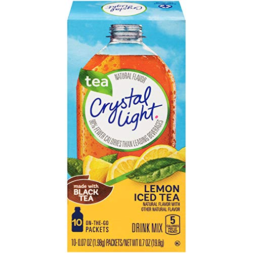 Crystal Light Iced Tea On The Go.07 oz. 10 count