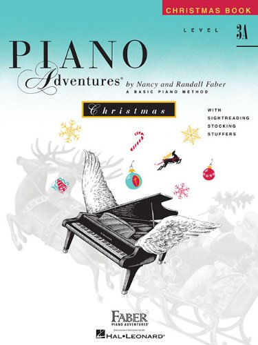 Level 3A - Christmas Book: Piano Adventures