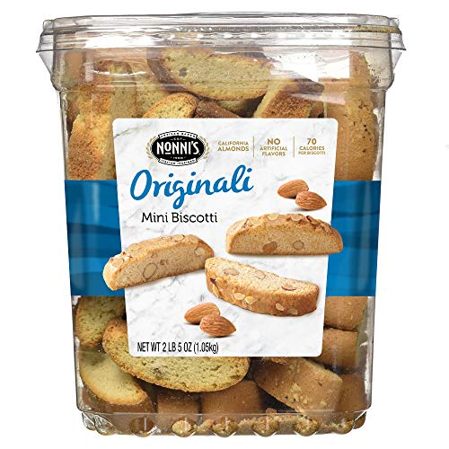 Nonni's Originali Mini Biscotti, 70 Count