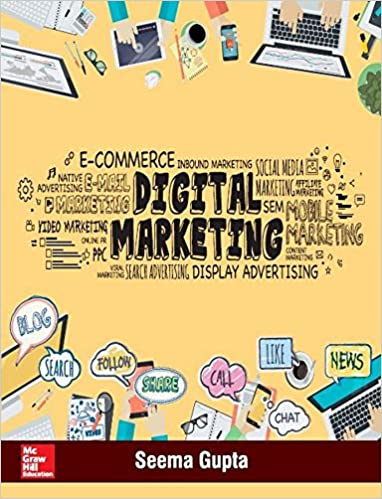 b08f53786f3 Buy Digital Marketing Book Online at Low Prices in India