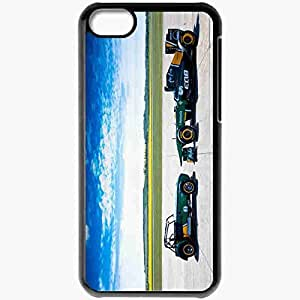 Personalized iPhone 5C Cell phone Case/Cover Skin 37720 Black