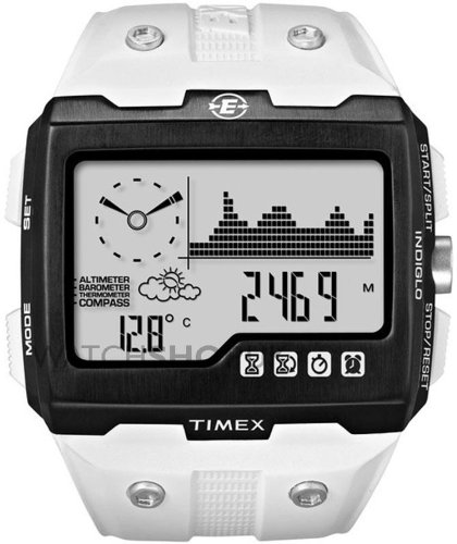 (Timex Expedition WS4 Watch, White Strap)
