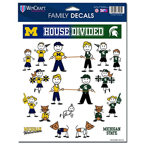 Wincraft Michigan Wolverines Official NCAA 8.5