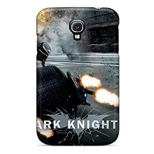 Awesome Anne Hathaway In Dark Knight Rises Flip Case With Fashion Design For Galaxy S4