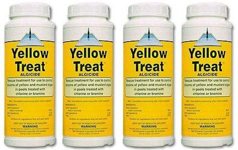 (United Chemicals Yellow Treat 2 lb - YT-C12 - 4 PACK)