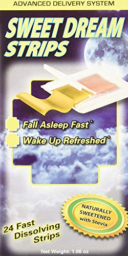 Essential Source - Sleep Aid Sweet Dream Strips 24 Count ()