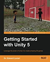 Getting Started with Unity 5 Front Cover