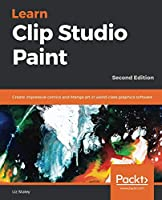 Learn Clip Studio Paint, 2nd Edition Front Cover