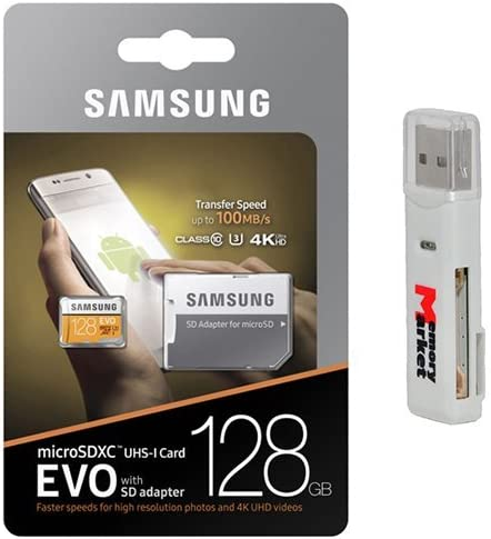 Professional Ultra SanDisk 16GB Verified for Samsung Galaxy M10 MicroSDHC Card with Custom Hi-Speed Lossless Format UHS-1 A1 Class 10 Certified 98MB//s Includes Standard SD Adapter.