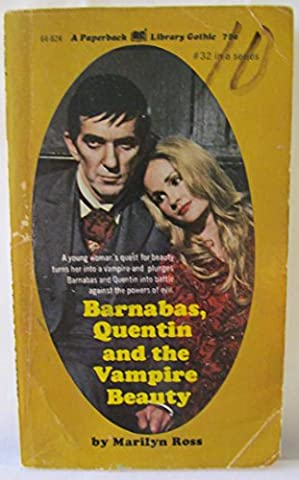 Barnabas, Quentin and the vampire beauty (Dark Shadows) (Dark Shadows Quentin)