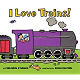 I Love Trains