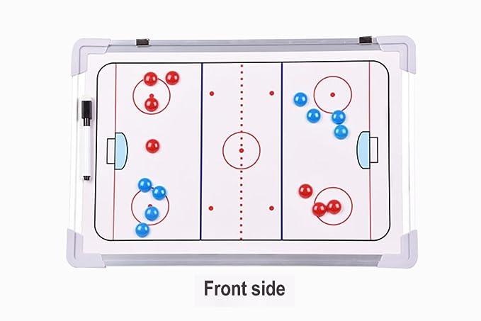 Amazon.com: firelong Hockey sobre hielo Coach tácticas ...