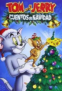 Tom Y Jerry Cuentos De Navidad [DVD]