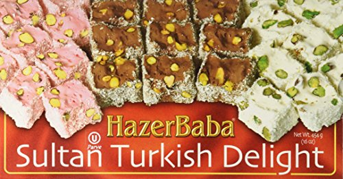Hazer Sultan Mixed Turkish Delight