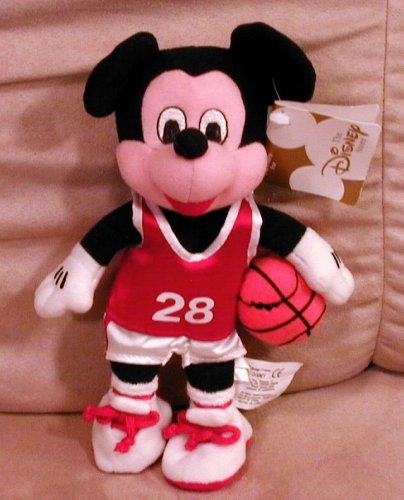 Skippy Mouse - Disney's Basketball Mickey Mouse 8