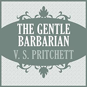 The Gentle Barbarian Audiobook