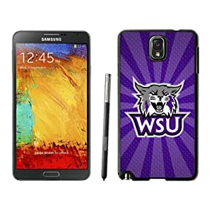 Sports Samsung Galaxy Note 3 Case Ncaa Big Sky Conference Weber State Wildcats 09 Ball Games Design Cellphone Protector
