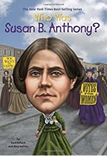 failure is impossible susan b anthony in her own words lynn  who was susan b anthony