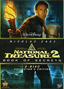 National treasure book of secrets streaming