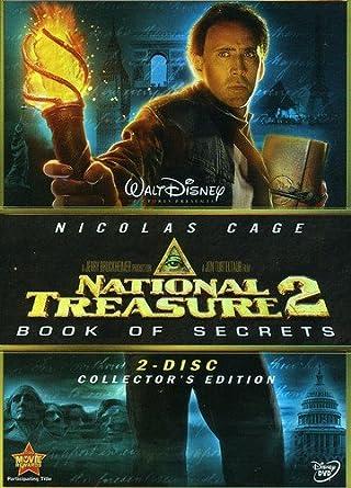 of national secrets books treasure