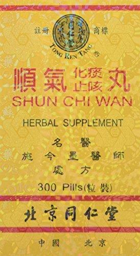 Shun Chi Wan - 300 comprimés, (solstice)-3pk