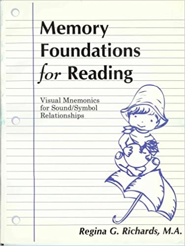 Memory Foundations For Reading Visual Mnemonics For Soundsymbol