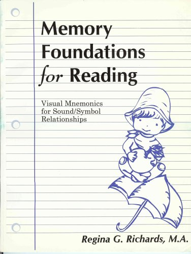 Memory Foundations for Reading: Visual Mnemonics for Sound/Symbol Relationships