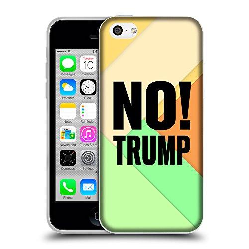 Super Galaxy Coque de Protection TPU Silicone Case pour // Q04100549 Aucun élément Trump // Apple iPhone 5C