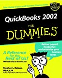 QuickBooks 2002 for Dummies, Stephen L. Nelson and MBA, MS, Stephen L Nelson, 076450892X