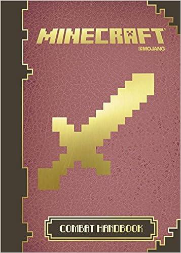 Minecraft Handbook 3: The Combat Handbook: Mojang: 9781405268417