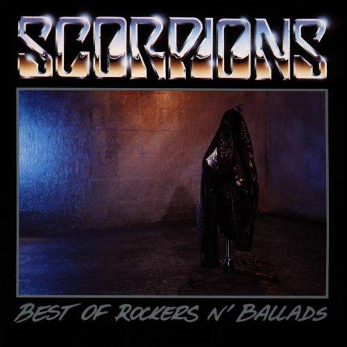 Scorpions - Best Of Rockers 'N' Ballads - EMI - CDP 7 93439 2, EMI - CDEMD 1014