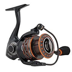 With its feather-light design and buttery-smooth drag, the Pflueger Supreme XT Spinning Fishing Reel empowers anglers to perform at their best. The lightest Pflueger reel in its class, this spinning reel features an ultralightweight magnesium...