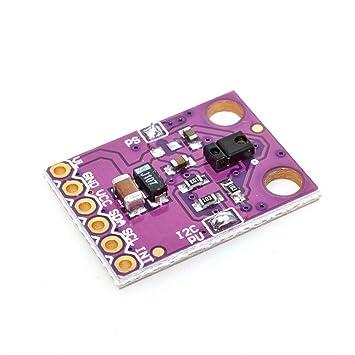 ZREAL GY-9960-3.3 APDS-9960 Detección de proximidad Gestor sin Contacto RGB Módulo de Sensor: Amazon.es: Electrónica