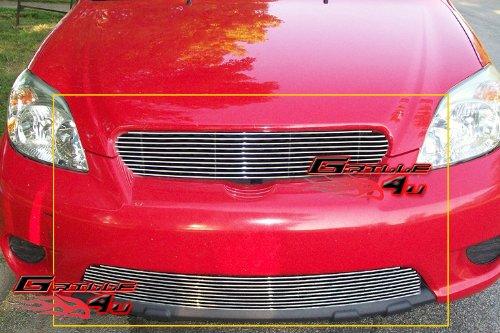 Aps Fits 2003 2008 Toyota Matrix Billet Grille Combo  T87937a