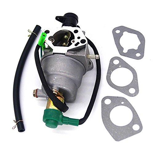 Lumix GC Gaskets Carburetor For Hyundai HCP9000 HPG7500 420CC 14HP 15HP HX420 Gas Engine 6750 7500 9000 Watt Watts 7.5KW 9KW Generators