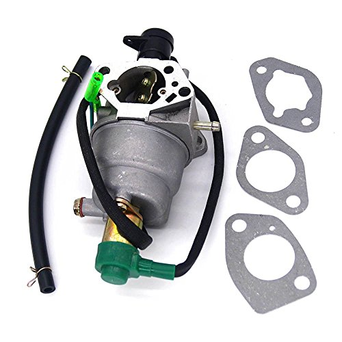 Lumix GC Gaskets Carburetor For Hyundai HHD7250 HPG6500 6500 7250 Watt 6.5KW 7.25KW 389CC 13HP HX389 Engine Generators - Carburetor Hyundai