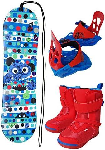 HEAD ヘッド スノーボード 17-18 ROWDY KID ビンディング P KID ブーツ KID VELCRO