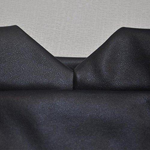 Robe En Classique Jupe Adeshop Au Party De Pencil Slim Mini Taille Parties Pure Cuir Trapèze Couleur Formelle Noir Commerce Haute Élasticité Sac Femme Genou qHqwrxtnB