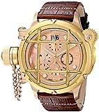 Invicta Men's 17327 Russian Diver Analog Display Swiss Quartz Brown Watch