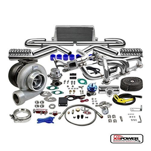 universal twin turbo kit - 2
