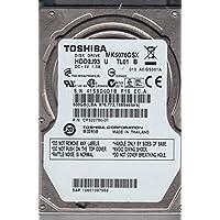 Toshiba MK5076GSX Hard Drive