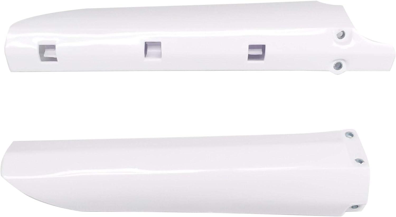 Ufo Plastics Yz85 02-08 Frk Sldr Yz85 Wh Ya03886-046 New