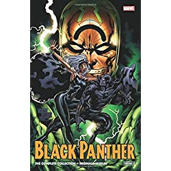 Black Panther by Reginald Hudlin: The Complete Collection Vol. 2