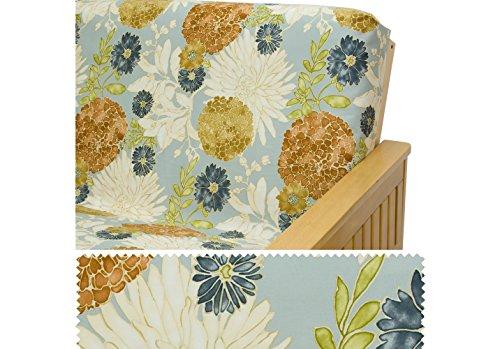 Island Full Futon Covers - Island Bloom Full Futon Cover