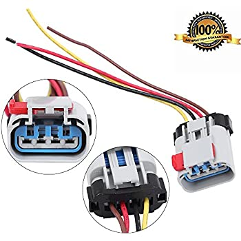 Amazon.com: APDTY 4pinfpharness Fuel Pump Wiring Harness 4 ... on