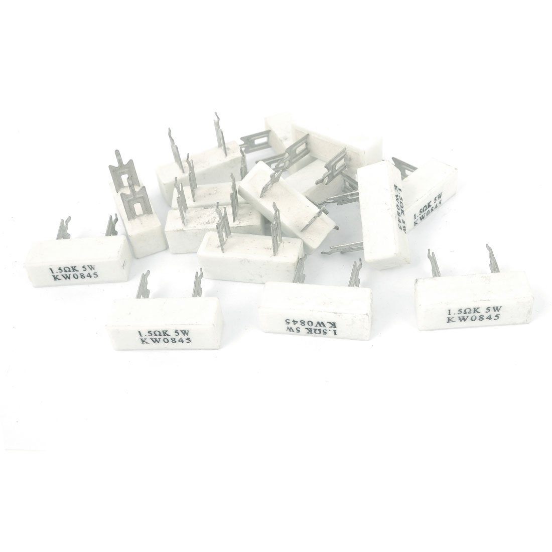 Uxcell Cement Resistor 15 Piece