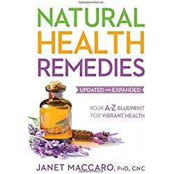 Natural Health Remedies: Your A-Z Blueprint for Vibrant Health