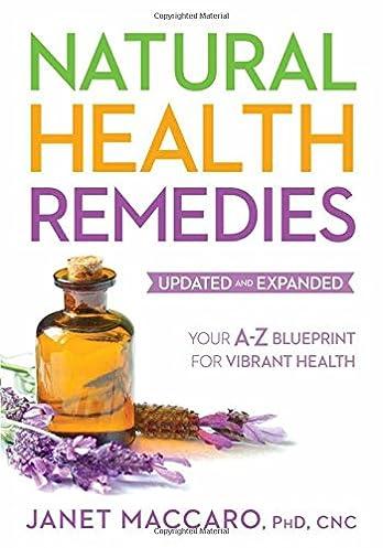 Janet Maccaro Natural Health Remedies