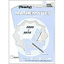 Amazon redspot publishing books gce a level mathematics yearly 2005 to 2015 fandeluxe Image collections