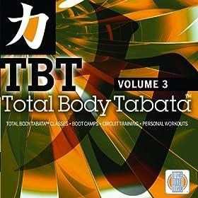 Amazon.com: Total Body Tabata, Vol. 3 - 20 / 10 Voice